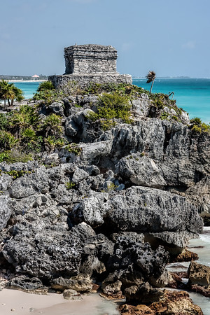 Templo de las Pinturas (Temple at Tulum)