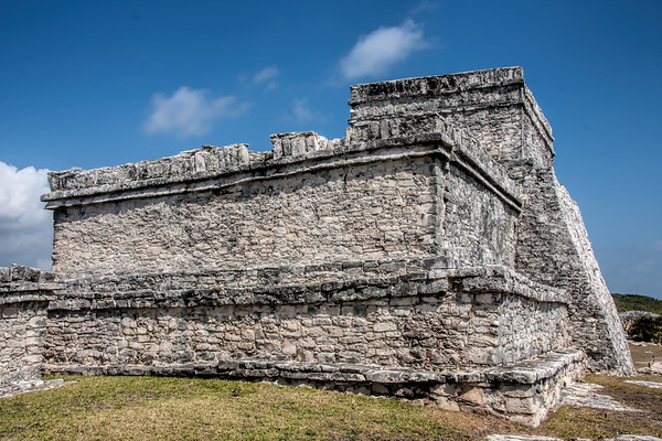 El Castillo Temple at Tulum