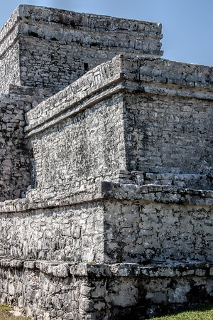 The Castle Temple at Tulum