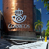Former Expo 92 Puerto Rico Pavillion, nowadays a building of the Spanish Post service, Cartuja Island, Seville, Spain
