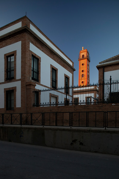 Perdigones Tower, Seville, Spain