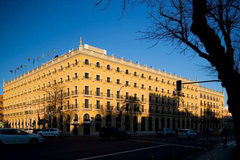 Macarena Hotel, Seville, Spain