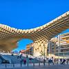 Metropol Parasol structure, Seville, Spain