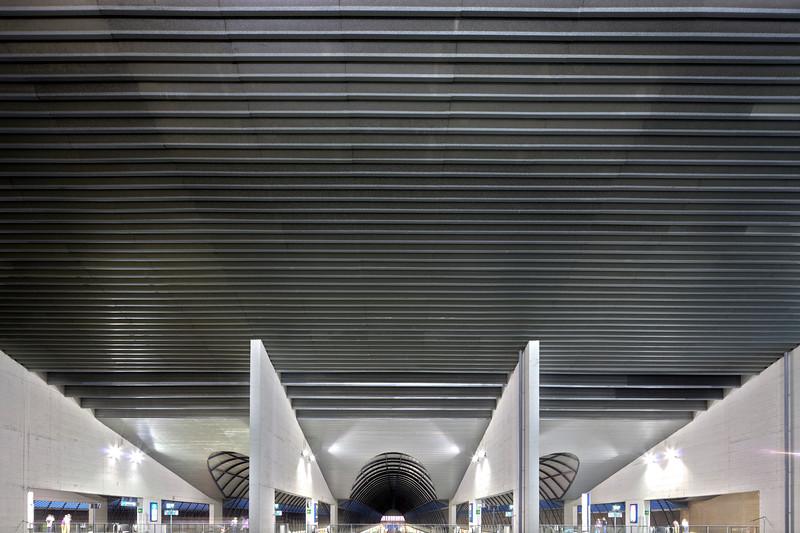 Santa Justa Railway Station, Seville, Spain