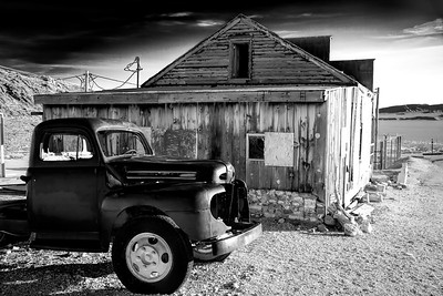 Old Truck and General Store