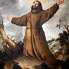 The Stigmatization of Saint Francis, by Murillo (around 1650), Fine Arts Museum, Seville, Spain