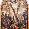 Martyrdom of St Andrew (circa 1610), by Juan de Roelas, Fine Arts Museum, Seville, Spain