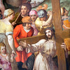 Detail from the Triptych of Calvary, by Frans Francken (1585), Fine Arts Museum, Seville, Spain