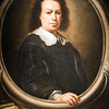 Copy of Murillo's selfportrait by Alonso Miguel Tovar (18th century), Fine Arts Museum, Seville, Spain. The original Murillo's selfportrait is exhibited in the National Gallery of London.