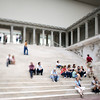 Pergamon altar in the Pergamon Museum, Berlin, Germany