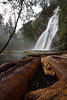 BC-2010-156: Virgin Falls, Vancouver Island, BC, Canada