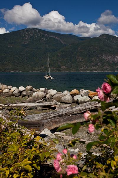 BC-2010-049: Furry Creek, Sea to Sky Region, BC, Canada