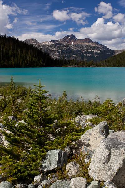 BC-2010-042: Joffre Lakes Provincial Park, Sea to Sky Region, BC, Canada