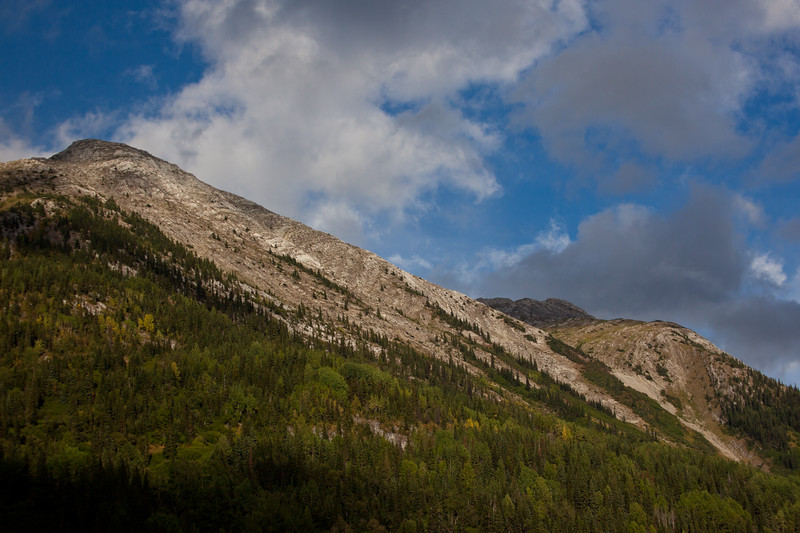 BC-2010-004: Murray Range, Peace Region, BC, Canada