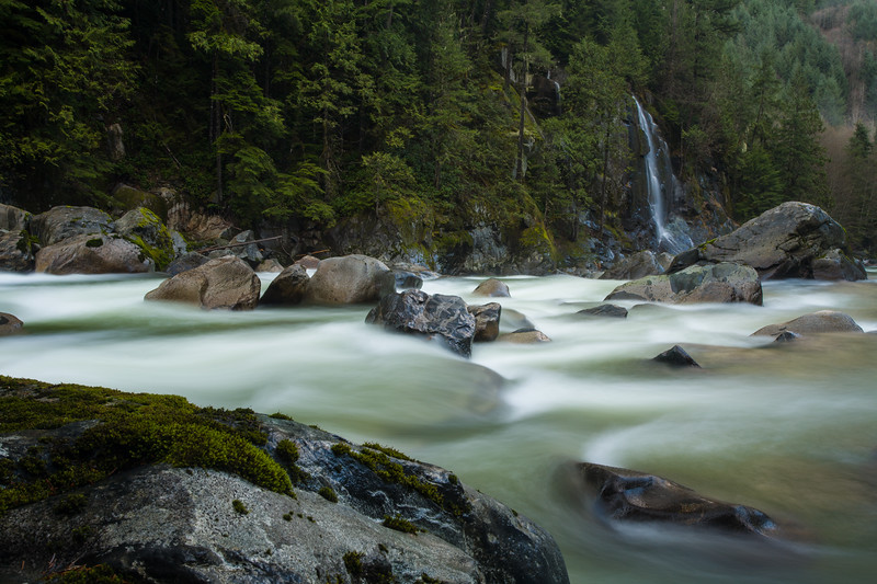 BC-2008-024: Ashlu Creek, Sea to Sky Region, BC, Canada