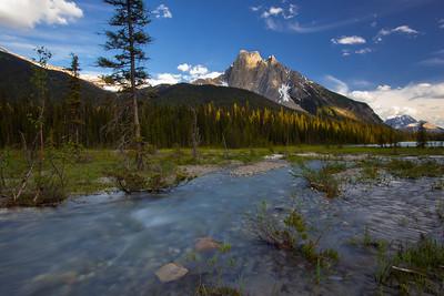 BC-2011-164: Yoho National Park, Rockies, BC, Canada