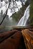 BC-2010-155: Virgin Falls, Vancouver Island, BC, Canada