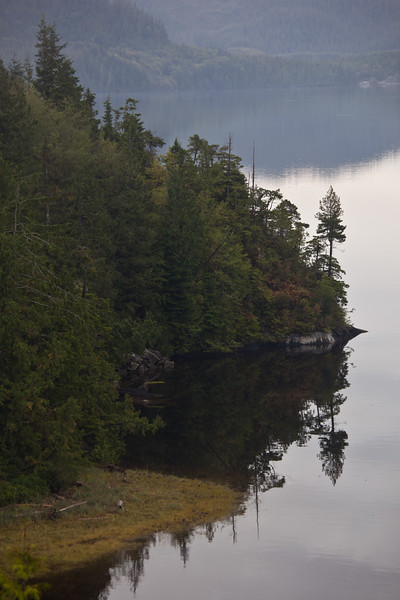 BC-2010-160: Tofino Inlet, Vancouver Island, BC, Canada