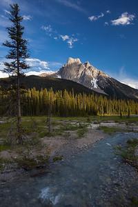 BC-2011-161: Yoho National Park, Rockies, BC, Canada