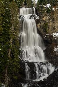 BC-2008-045: Alexander Falls, Sea to Sky Region, BC, Canada