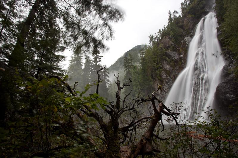 BC-2010-154: Virgin Falls, Vancouver Island, BC, Canada