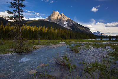 BC-2011-163: Yoho National Park, Rockies, BC, Canada