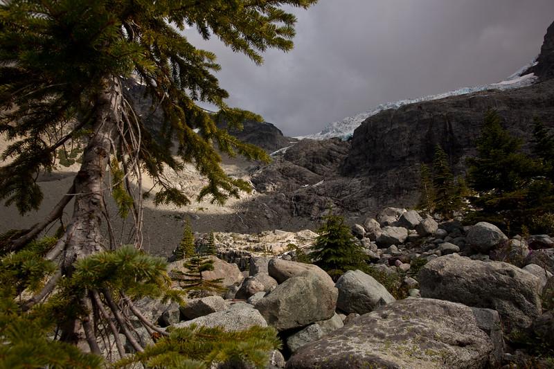 BC-2010-043: Joffre Lakes Provincial Park, Sea to Sky Region, BC, Canada