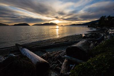 BC-2008-048: Brunswick Beach, Sea to Sky Region, BC, Canada