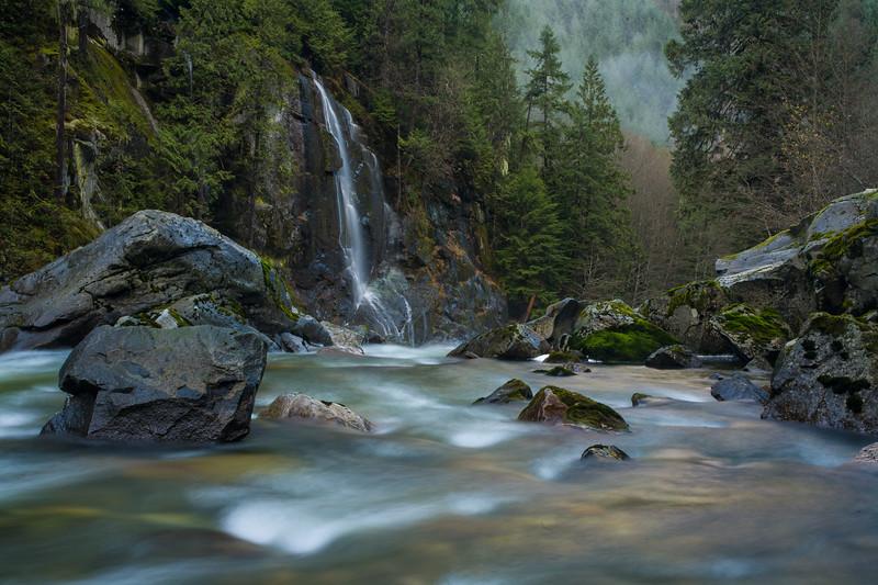 BC-2008-027: Ashlu Creek, Sea to Sky Region, BC, Canada