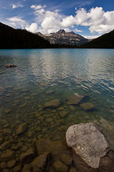 BC-2010-045: Joffre Lakes Provincial Park, Sea to Sky Region, BC, Canada