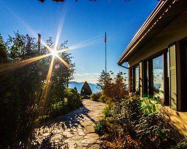Sunrise at Switzerland Inn