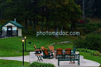 Sitting Area at Switzerland Inn