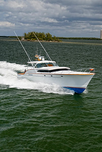 """54' Rybovich Hull # 123 """"Lizzy Bee"""". Built 2007. This image was shot for the Rybovich Book. All images are available for download. Please contact me."""