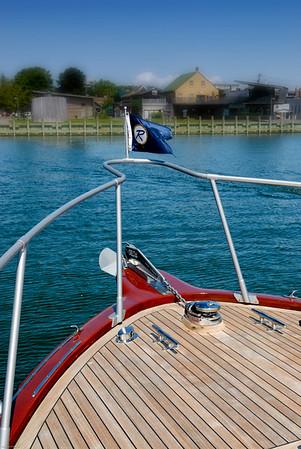 "50' Rybovich Hull # 56 ""Corsair"". Built 1963"