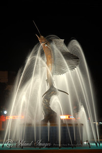 Sailfish Fountain #3, Stuart, Florida