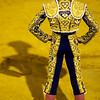 Bullfighter, Real Maestranza bullring, Seville, autonomous community of Andalusia, southern Spain