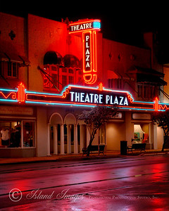Plaza Theater  14th Avenue-Vero Beach, FL (Vert)