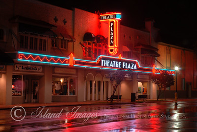 Plaza Theater  14th Avenue-Vero Beach, FL (Horz)