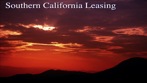 Southern Cal Lease one