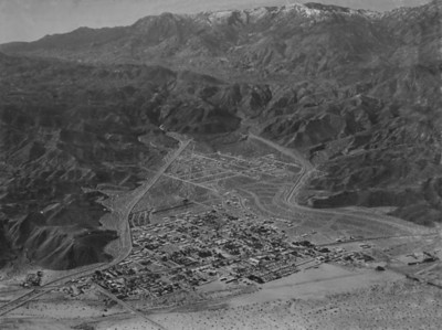 The City of Cathedral City  1950