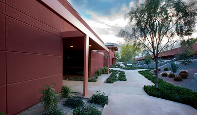 Urrutia Architects  Desert Oasis Medical