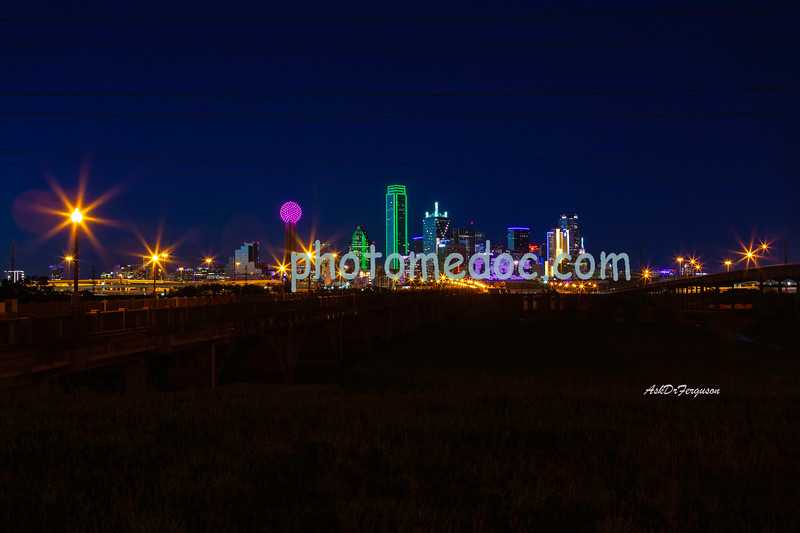 Down Town Dallas Texes