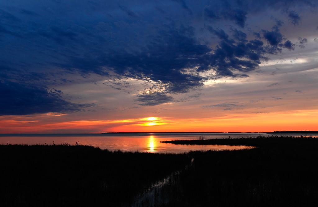 Sunset - Peninsula State Park (Door County - Wisconsin)