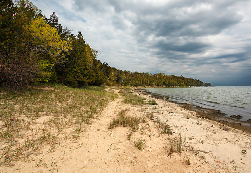 Newport Beach State Park (Door County - Wisconsin)