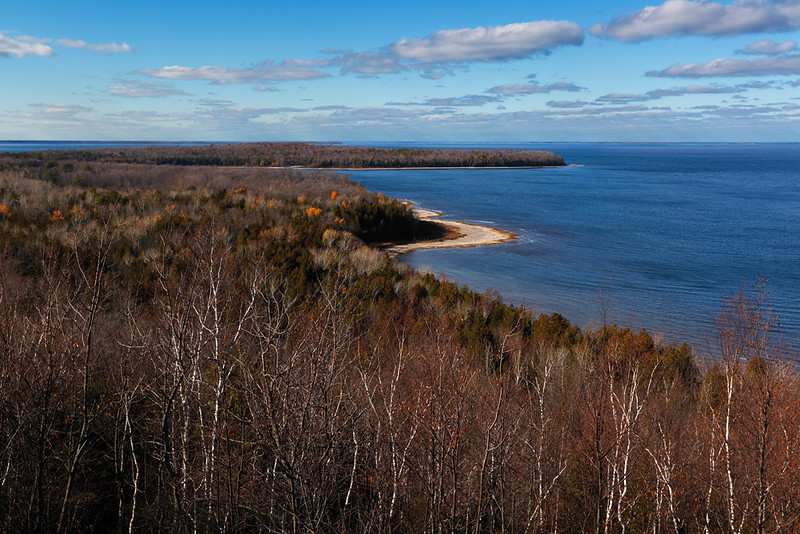 Eagle Panorama Lookout (Peninsula State Park - Door County)
