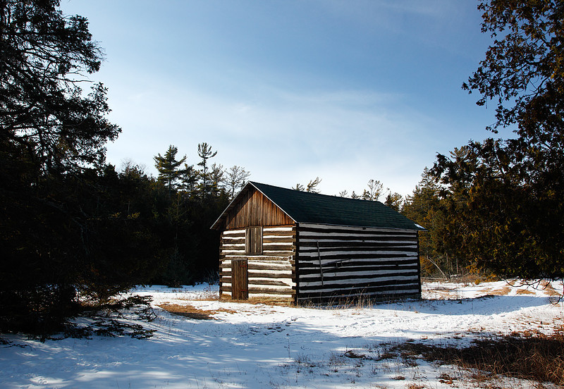 Toft Point Barn - Toft Point (Door County - Wisconsin)
