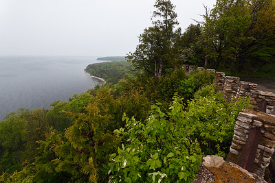 Sven's Bluff  (Peninsula State Park - Door County)