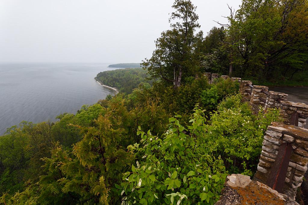 Sven's Bluff  (Peninsula State Park - Door County)