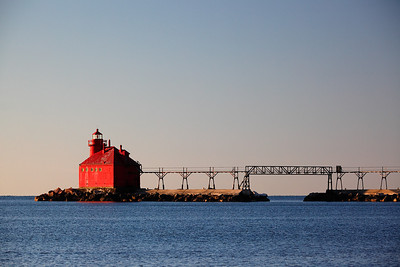 Sturgeon Bay Ship Canal Pierhead Light (Door County - Wisconsin)