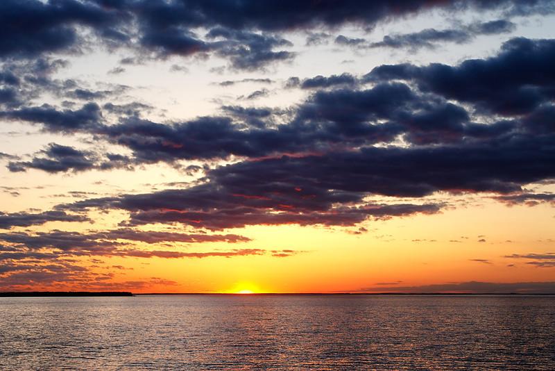 Sunset - Peninsula State Park (Wisconsin)